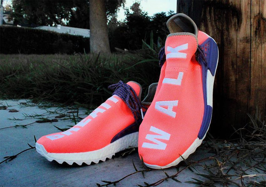 An Unreleased adidas NMD Hu Colorway Surfaces