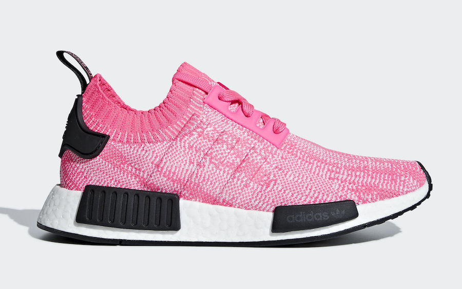 "The ""Solar Pink"" adidas NMD R1 is seriously sweet"