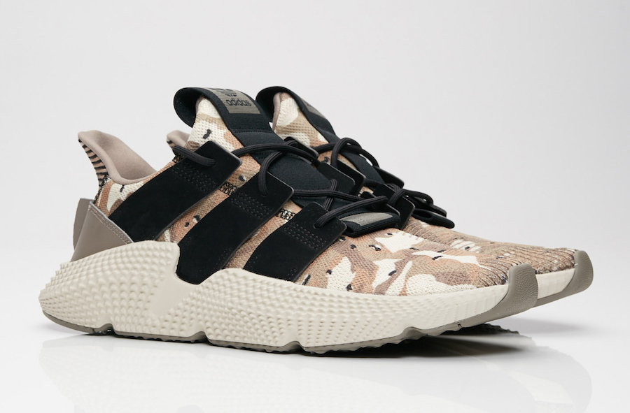 """Available now // adidas Prophere """"Desert Camo"""""""