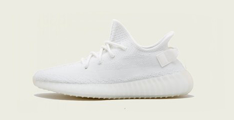 "The ""Cream"" Yeezy 350 V2 is Restocking!"
