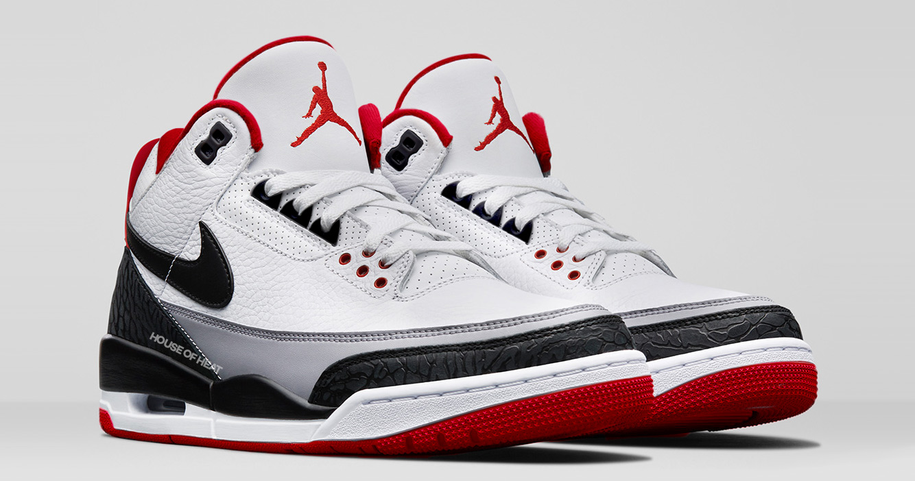 "The Concept Lab // Air Jordan 3 Tinker ""Chicago"""
