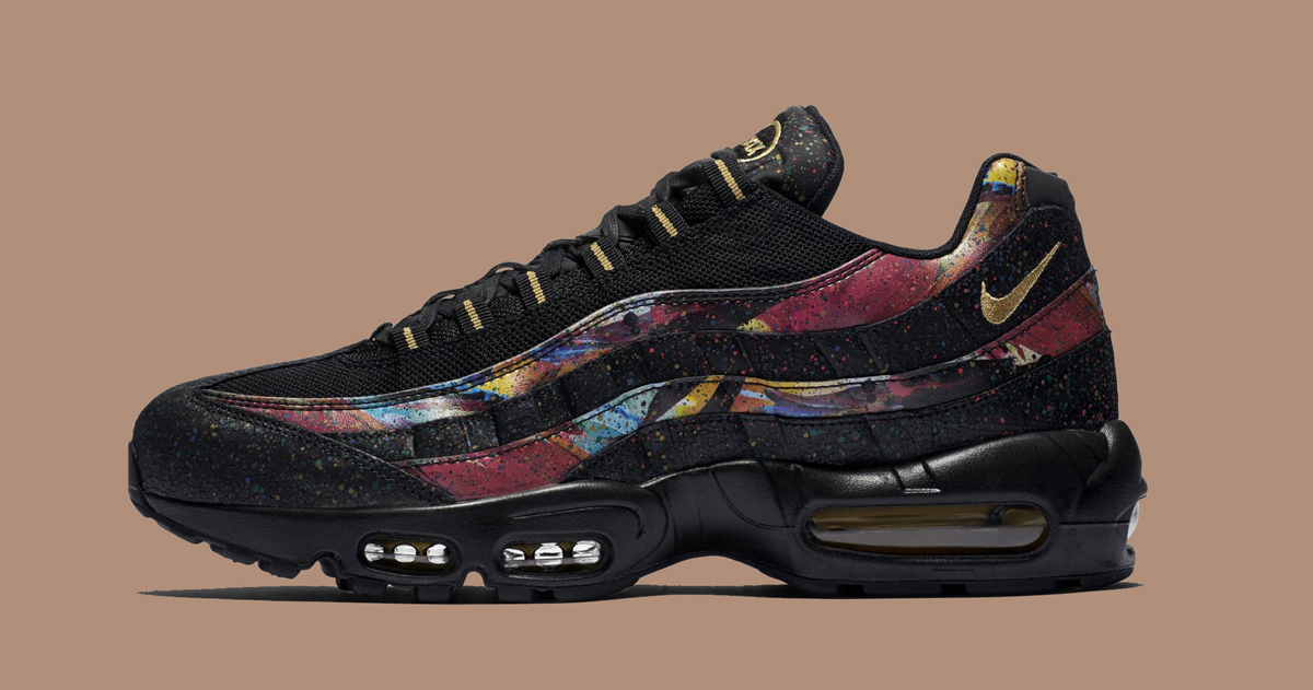 the best attitude 9680c 9ecd4 Bring out your inner artist with this new Air Max 95 - HOUSE ...