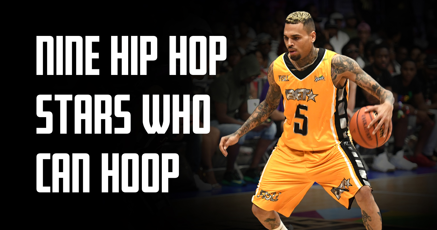 9 Hip-Hop Stars Who Can Really Hoop