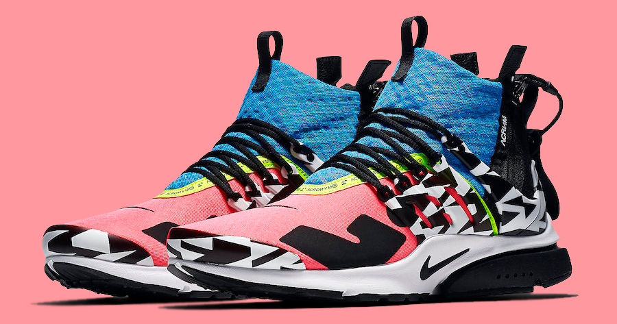 new product d18e0 5e6e9 Acronym's Trio of Prestos Have a Release Date - HOUSE OF ...