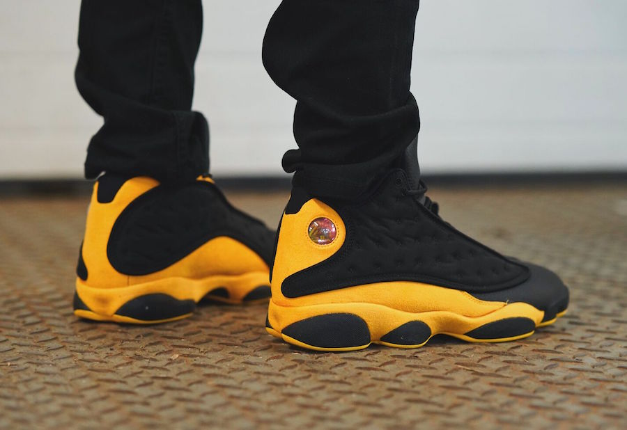 "On-Foot Look // Carmelo Anthony's ""Graduation"" Air Jordan 13"