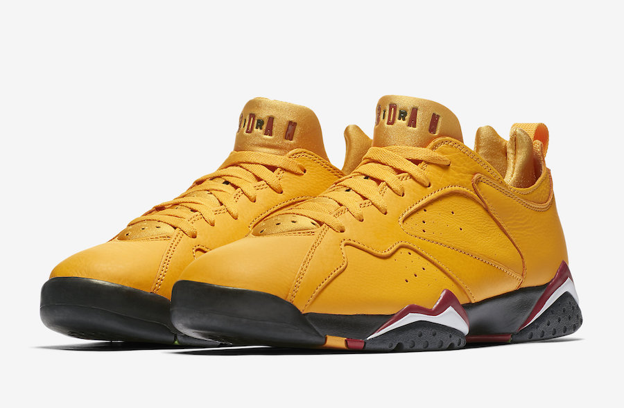 "Official Images // Air Jordan 7 Low NRG ""Taxi"""