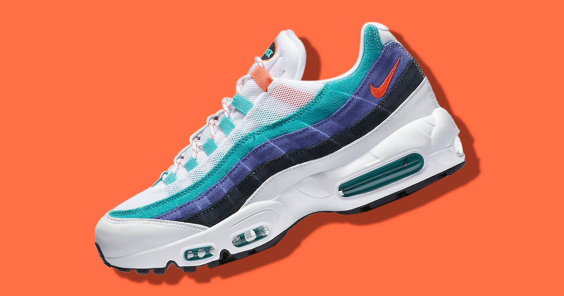 cd6f2cd85f The Air Max 95 Gets Hyped! - HOUSE OF HEAT | Sneaker Fiends Since 2015
