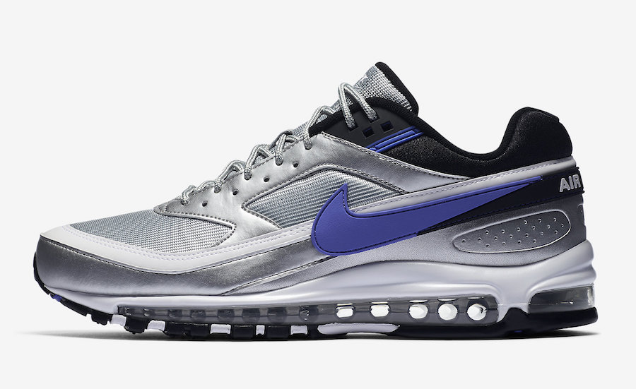 Nike's Newest Hybrid Air Max Also Rocks a Hybrid Colorway