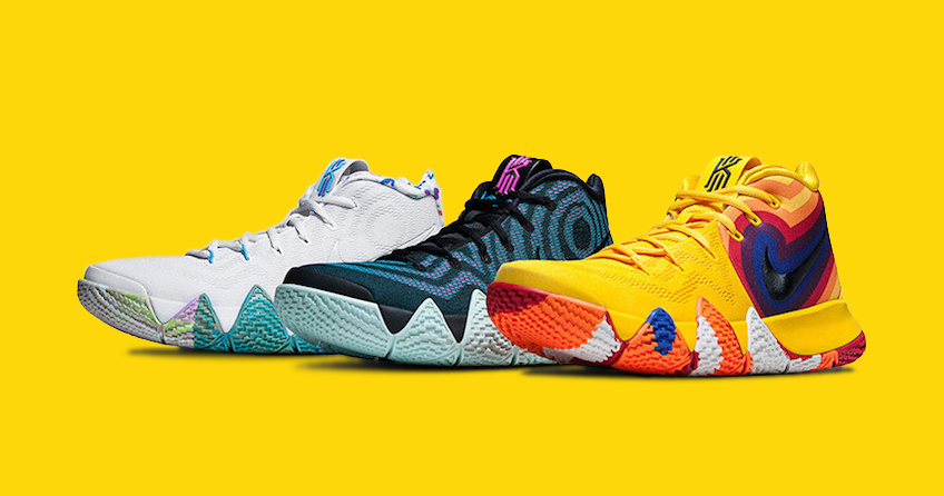 "Nike Unveil the Kyrie ""Decades"" Collection"