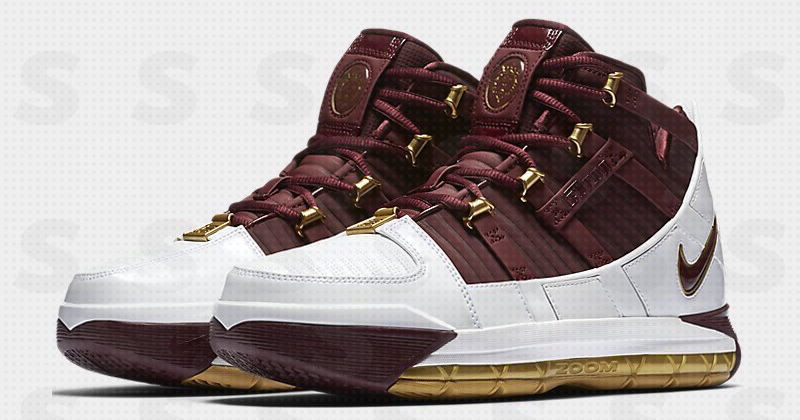 """The LeBron 3 """"Christ The King"""" PE looks to be Getting a Retail Release"""
