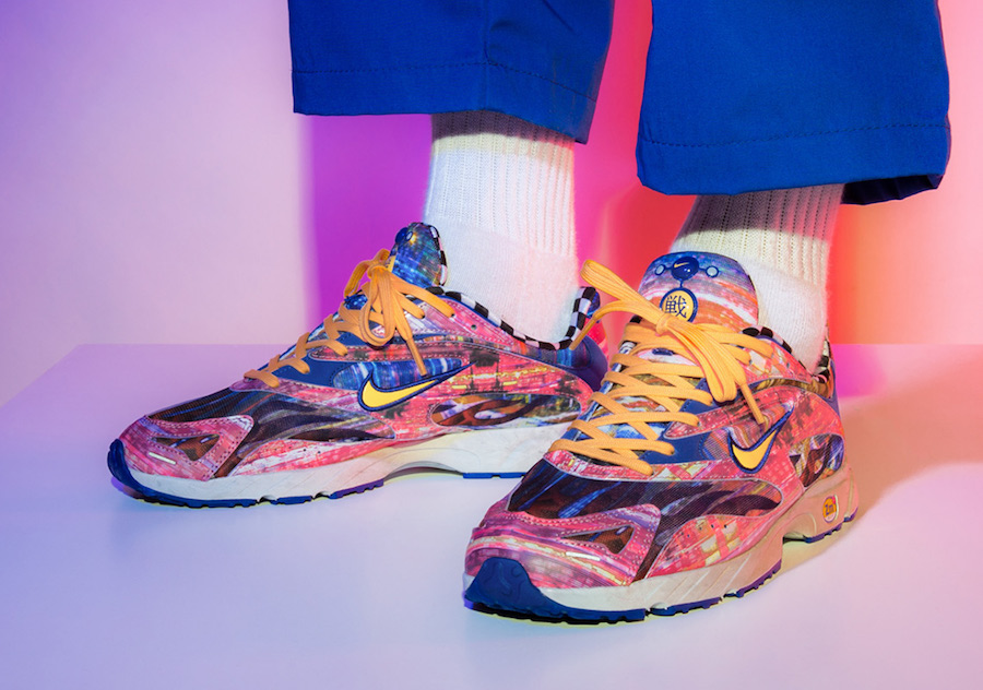 f7554c424fce2 On Foot Looks at the Nike Zoom Streak Spectrum Plus PRM - HOUSE OF ...