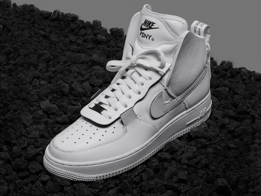 School's Out // A Release Date is Set for the PSNY x Air Force 1 Collection
