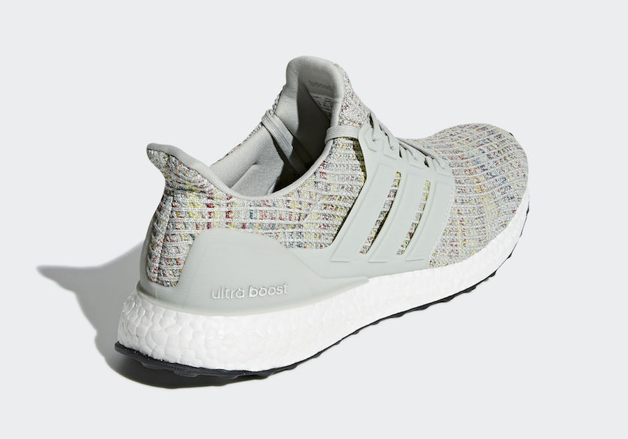 More Multi-Colors are on the ay for the Ultra BOOST