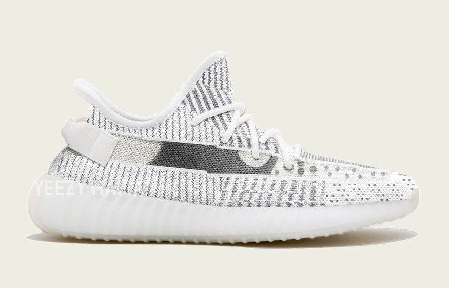 "The adidas Yeezy 350 V2 ""Static"" are set for Holiday 2018"