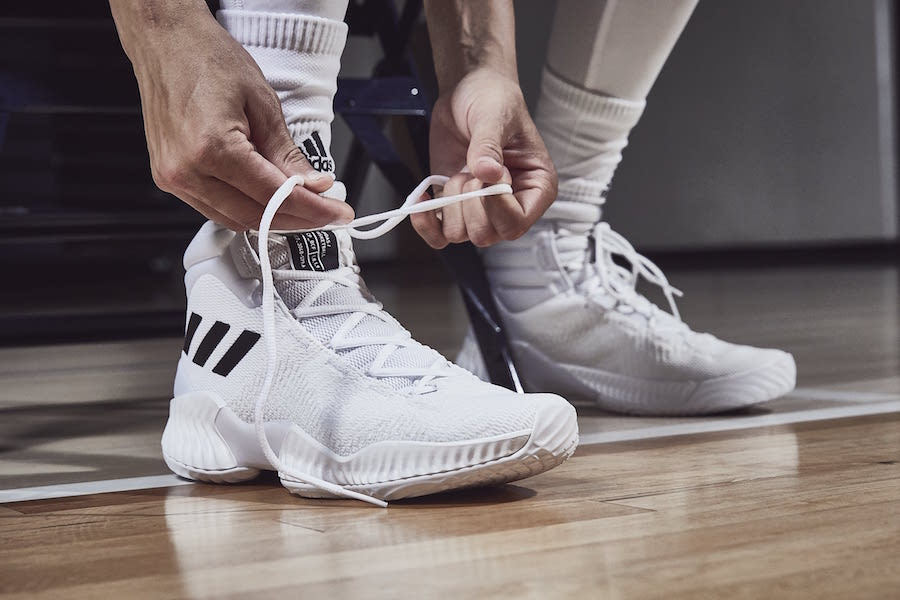 Bounced! adidas Unveil All-New Basketball Silhouettes