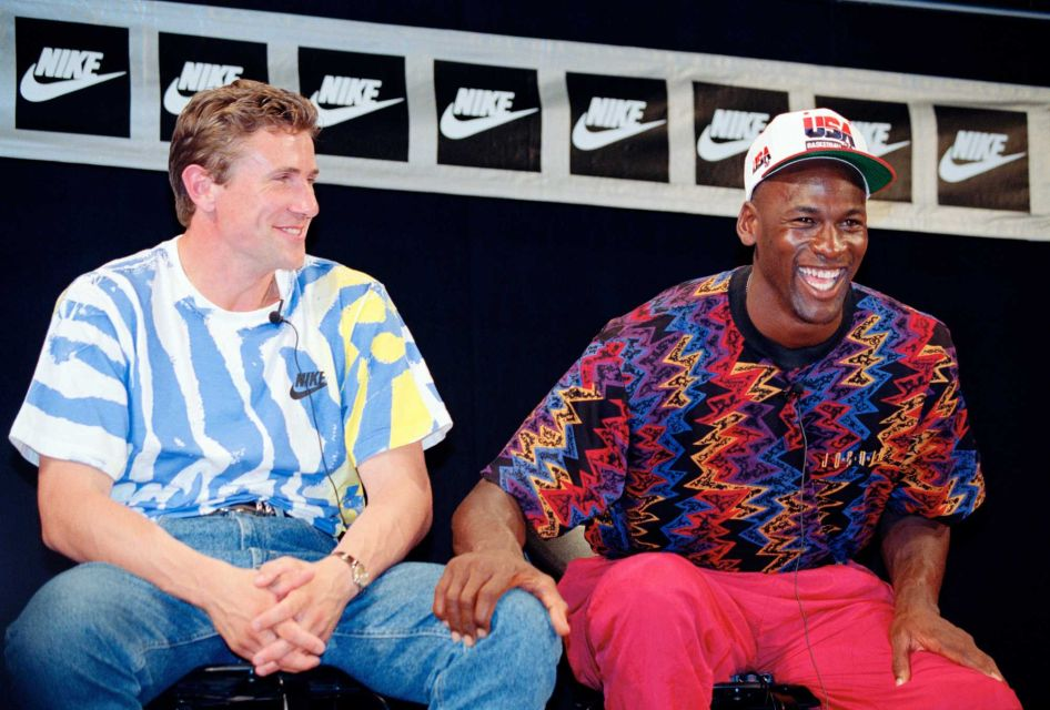 10 Times Michael Jordan Actually Won at Fashion
