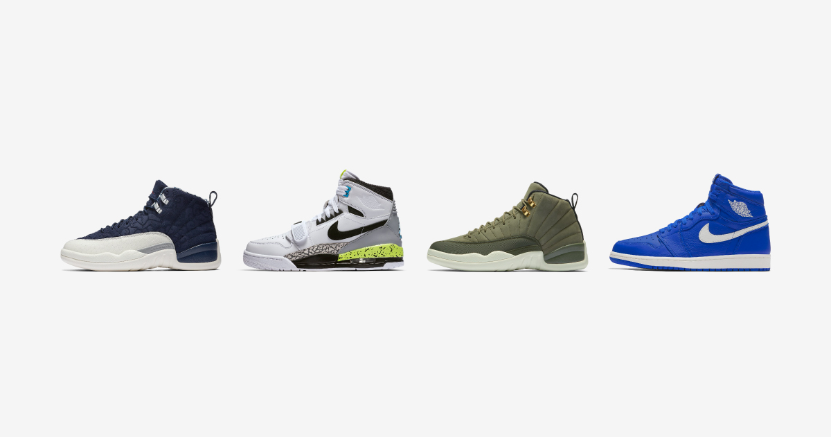 12 Jordans You're Sleeping on that are Available Right Now!