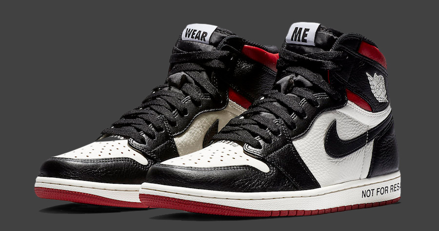 "Official Images // Air Jordan 1 ""No Ls"""