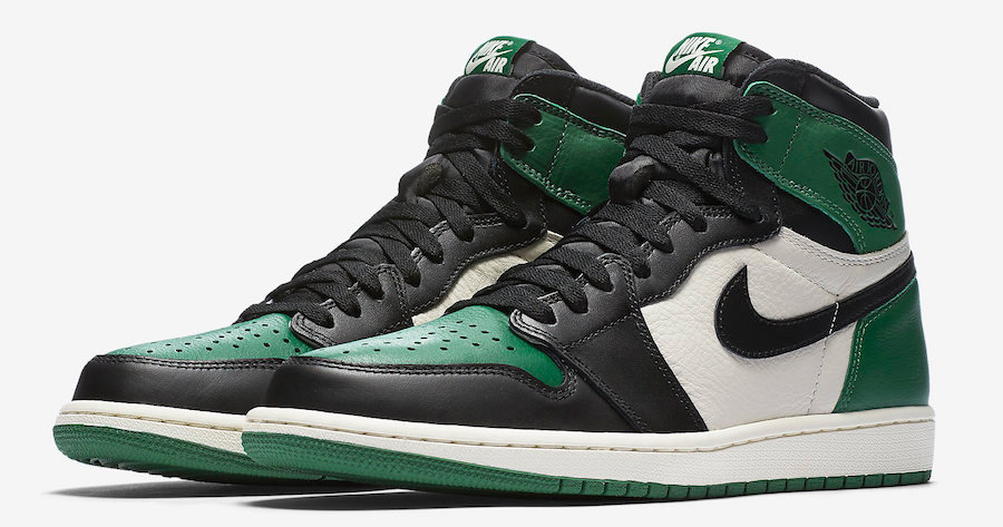 The Air Jordan 1 Looks Fine in Pine