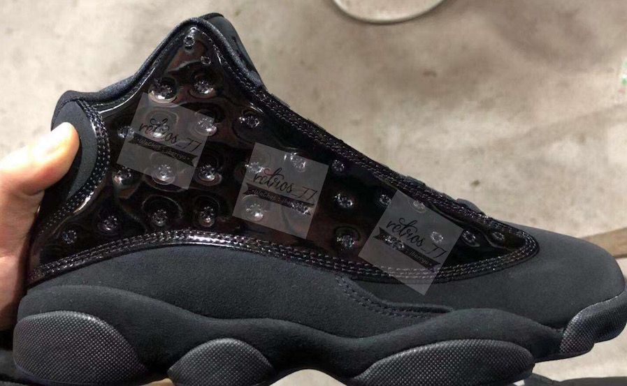 "First Look // Air Jordan 13 ""Cap and Gown"""