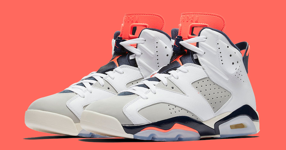"Official Looks at the ""Tinker"" Air Jordan 6"