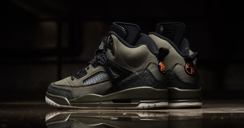 "Available Now // Jordan Spizike ""Flight Jacket"""