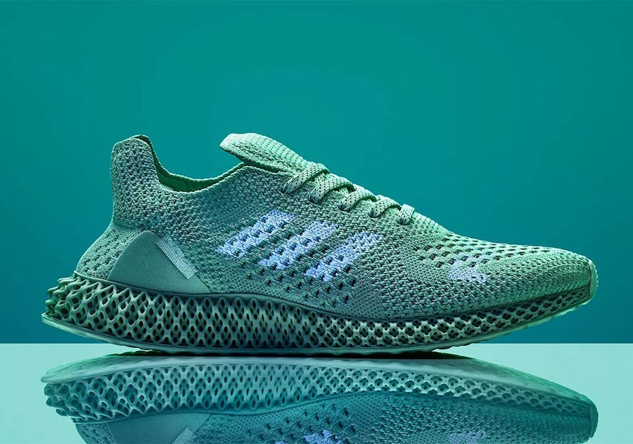 Daniel Arsham's 4D Futurecraft Has Hidden UV Details