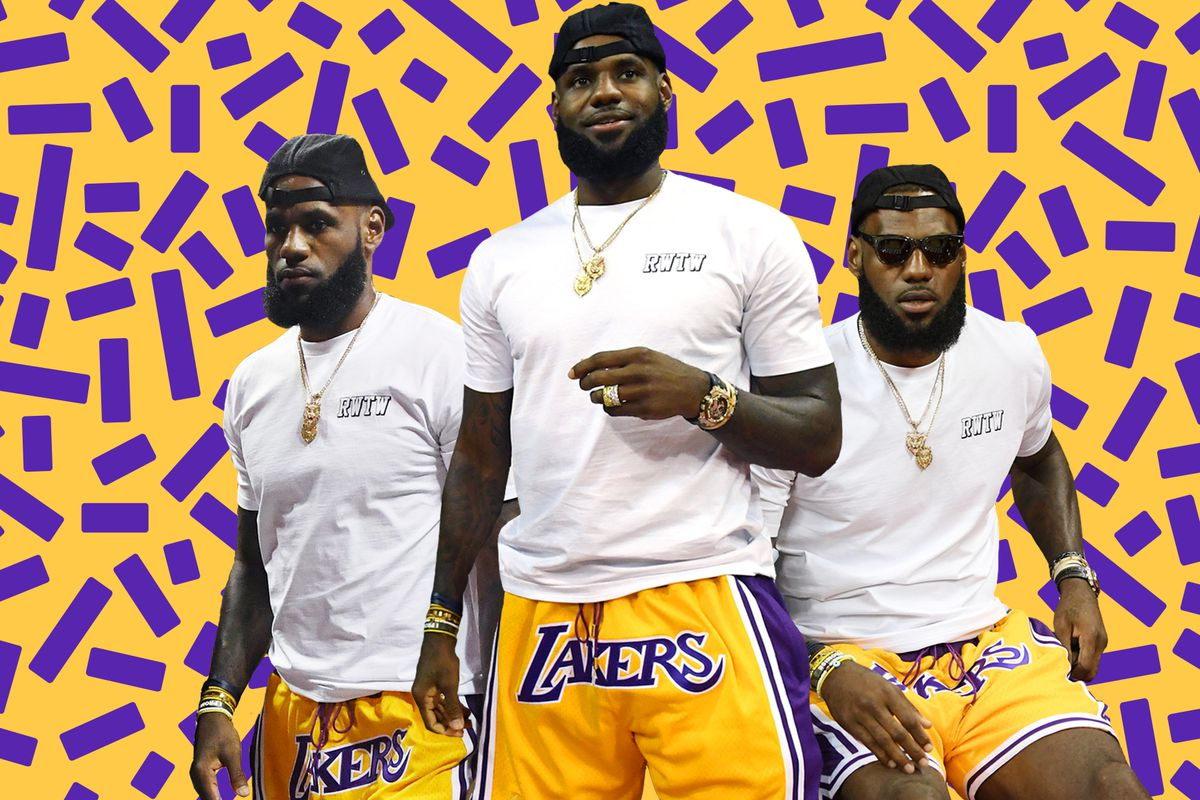 LeBron James Keeps on Proving that His Move to the Lakers is Purely a Business Decision