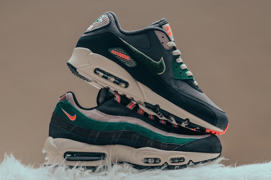 "Available Now // Nike Air Max ""Rainforest"" Pack"
