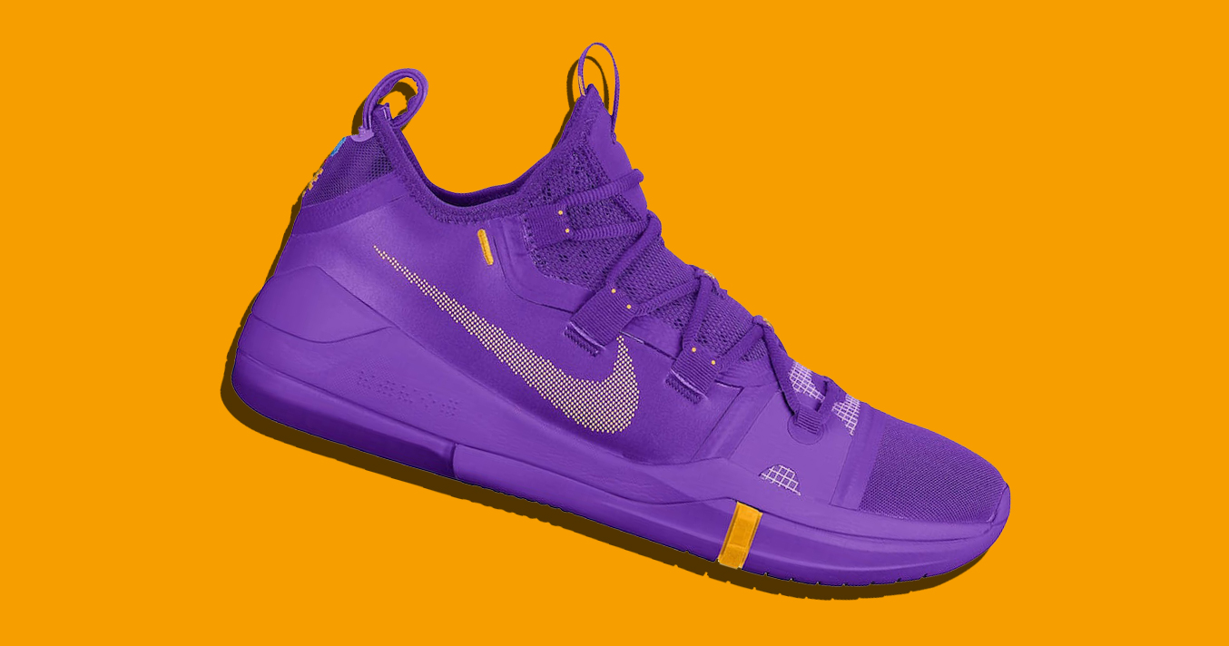 The New Kobe AD is set to Release in Seven Colorful Colorways ... 597d641b54
