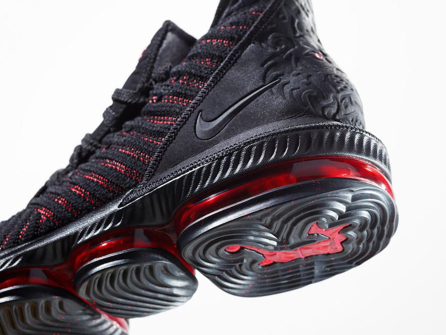 698d239f78 Nike Officially Unveil the LeBron 16 - HOUSE OF HEAT | Sneaker ...