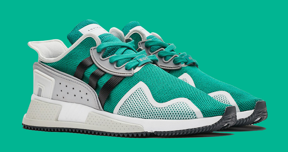 "Available Now // adidas EQT Cushion ADV ""Sub Green"""