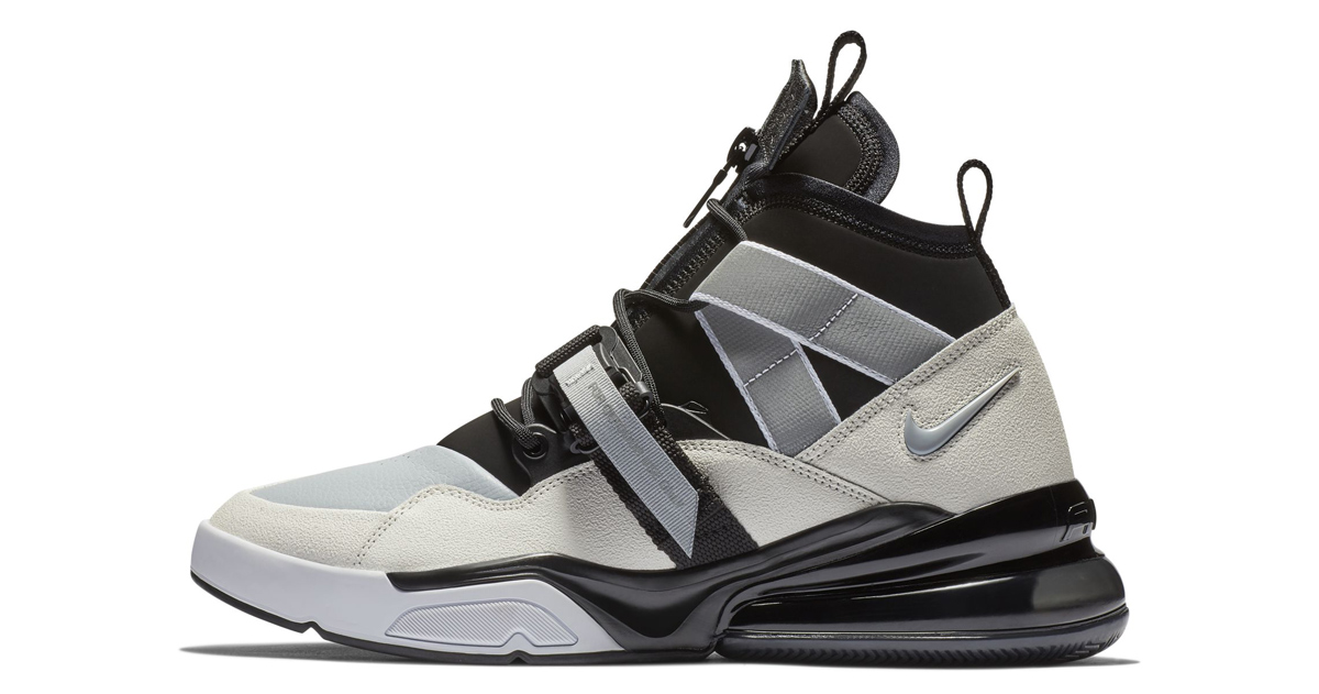 dbe08b8dfa Nike Are Taking the Air Force 270 Off the Court - HOUSE OF HEAT ...