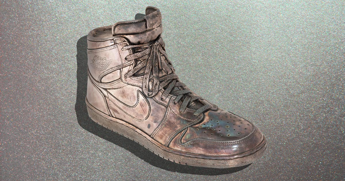 You Can Own These Silver-Cast Air Jordan 1s for $50,000