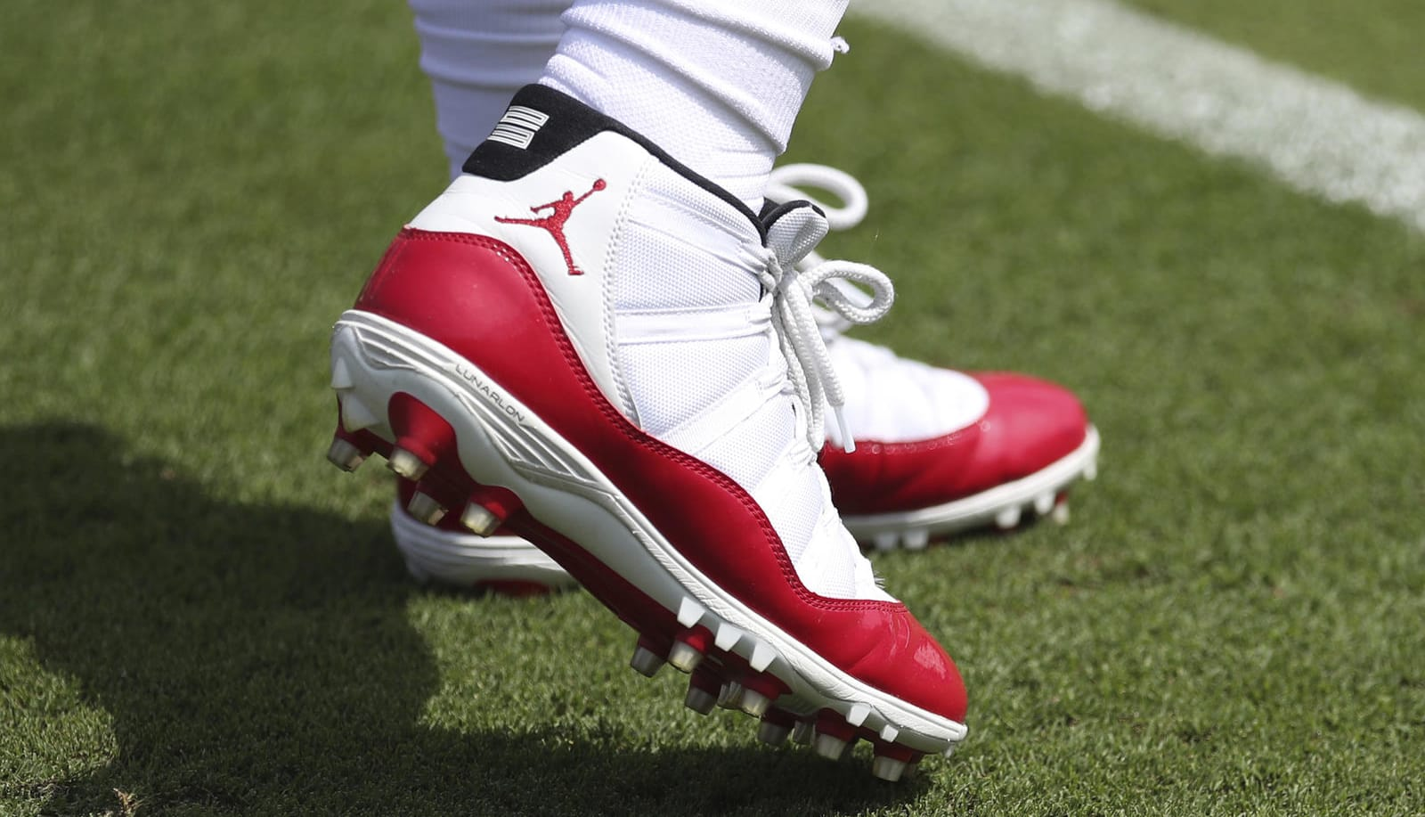 Jumpman Jumps into the NFL