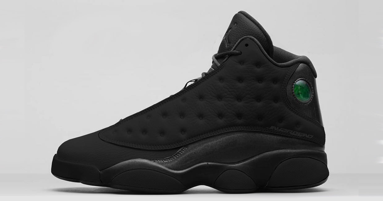 """The Air Jordan 13 """"Cap and Gown"""" Has a Release Date"""