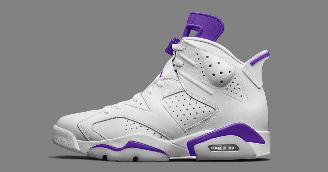 "Concept Lab // Air Jordan 6 ""Court Purple"""