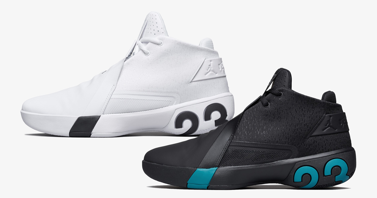 Jordan Brand have Two More Ultra-Fly Ultra Flys on the Way
