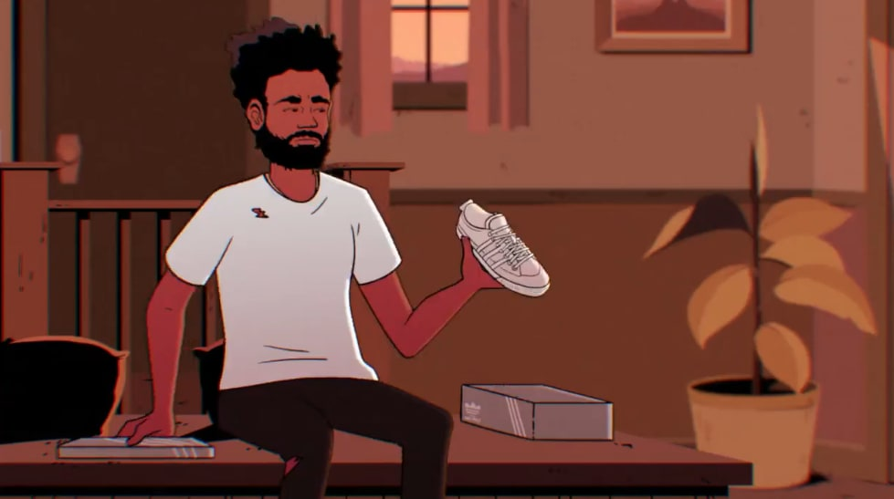 adidas Reveal a Collaboration with Childish Gambino is in the Works