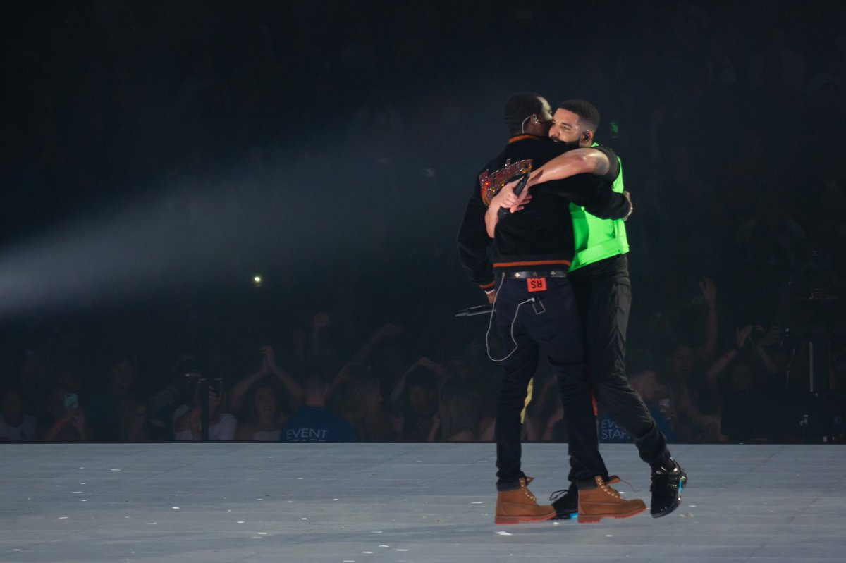 Drake and Meek Finally End Their Beef