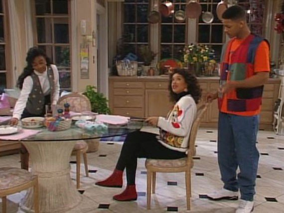 newest 9ef78 ce377 The Best Jordan Moments from Fresh Prince of Bel-Air - HOUSE ...