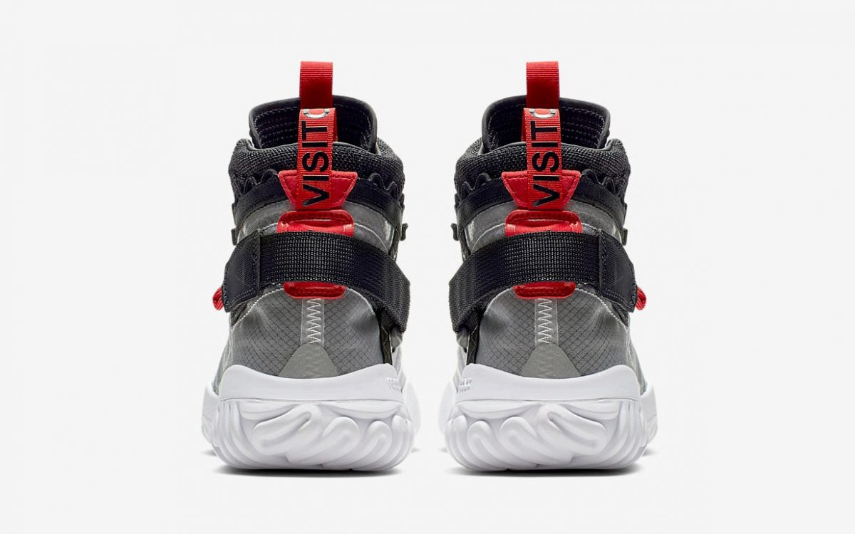 Official Looks at the React-Loaded Air Jordan Apex-Utility