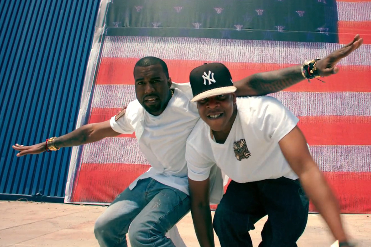 Kanye Teases Upcoming 'Watch the Throne 2' Release