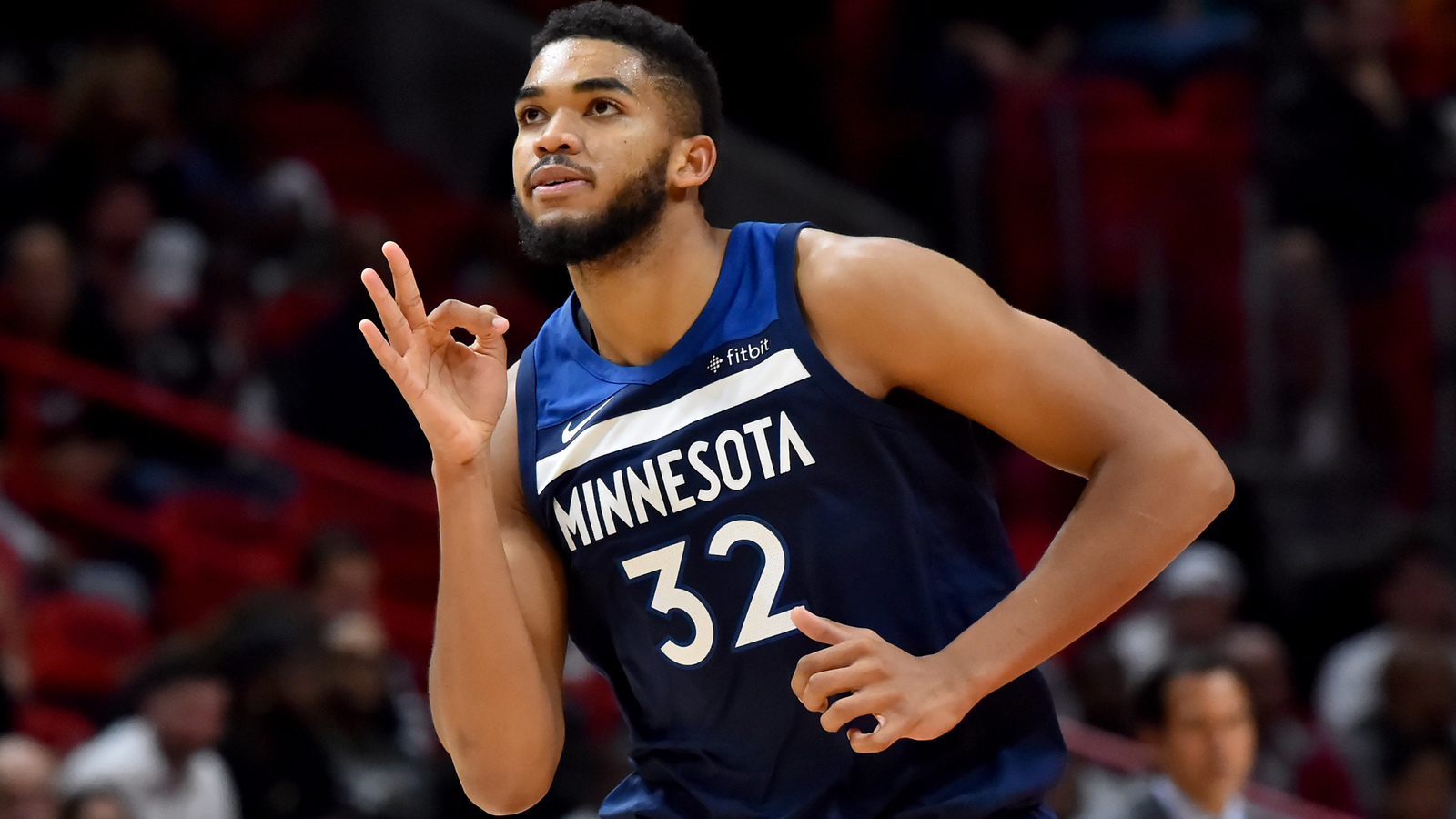 Karl-Anthony Towns Signs a Huge Five-Year Super-Max Deal With the Timberwolves