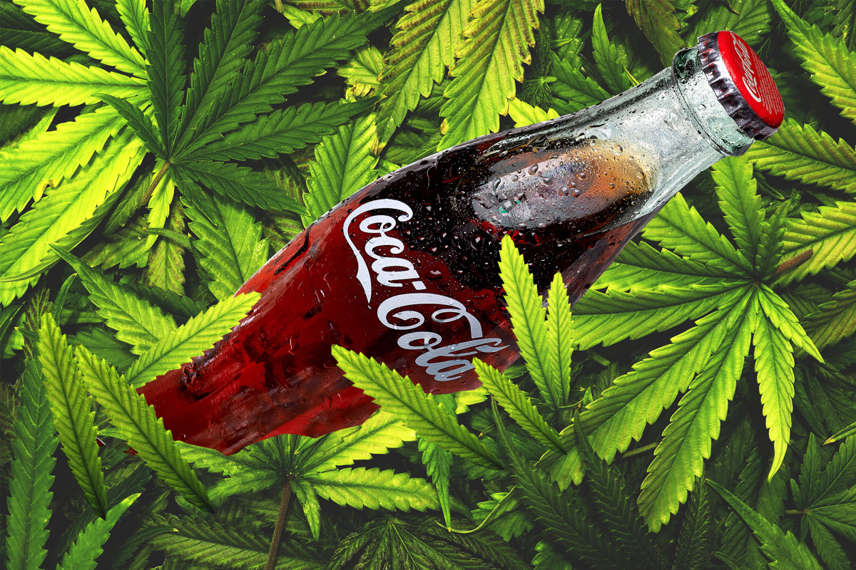 Coca-Cola is Making Moves in the Cannabis Market