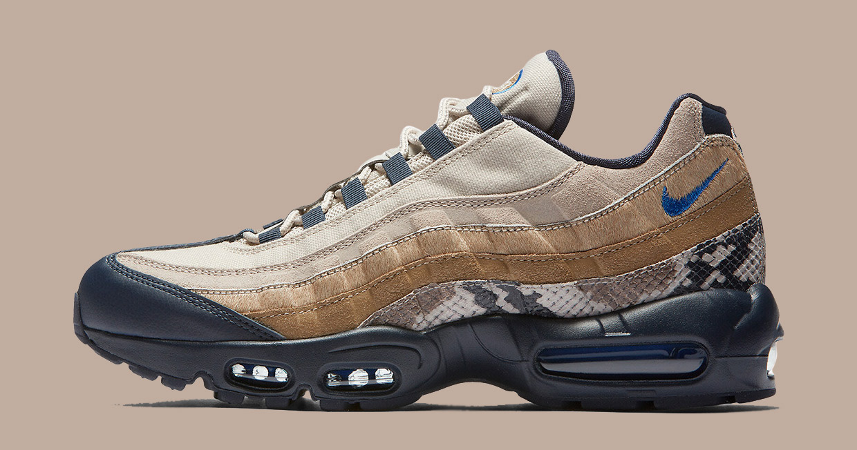 uk availability 1bd64 fa417 Available Now // Nike Air Max 95