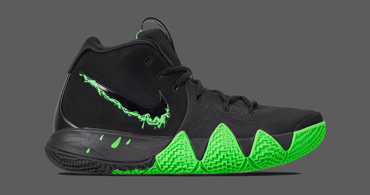 promo code 41afb d1cf4 Kyrie's Got That Halloween Drip - HOUSE OF HEAT | Sneaker ...