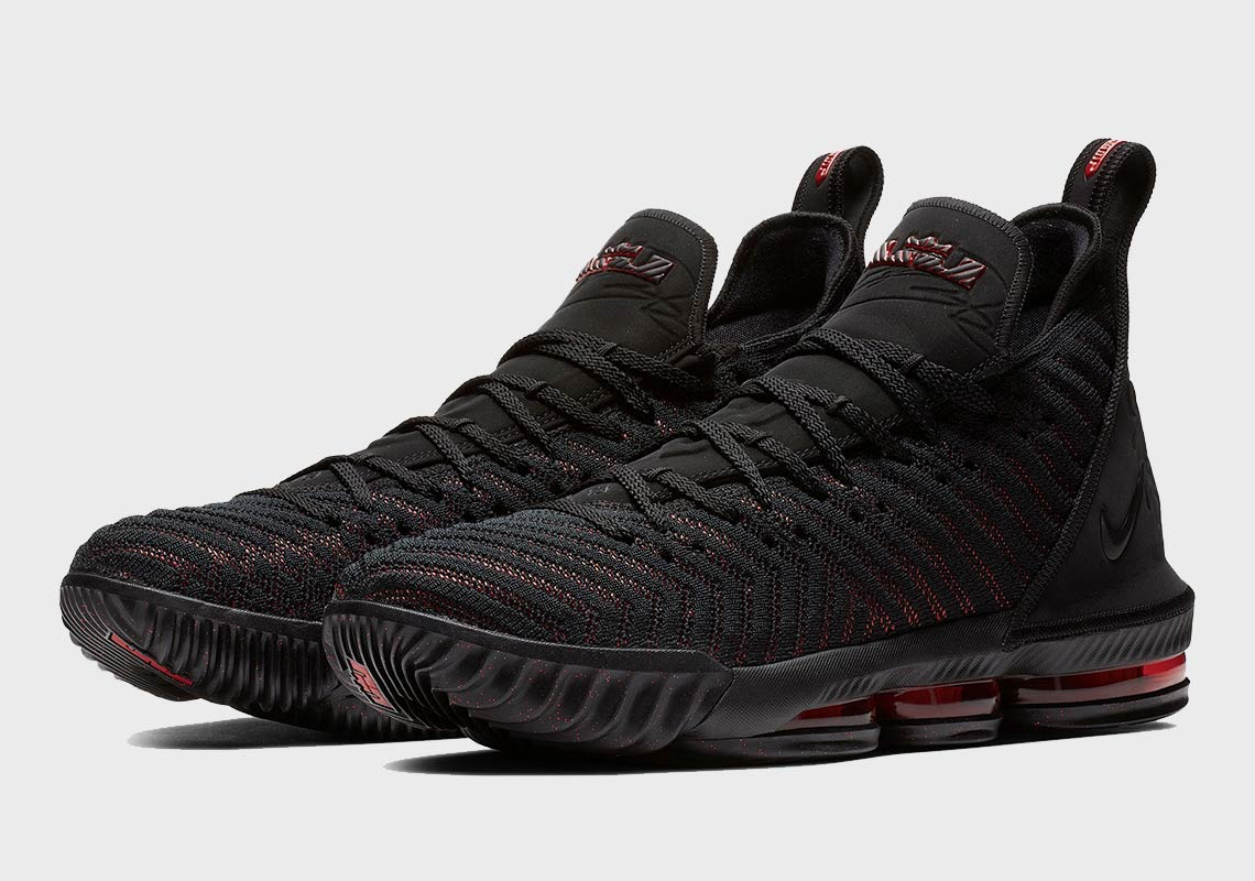 "Where to Buy // Nike LeBron 16 ""Fresh Bred"""