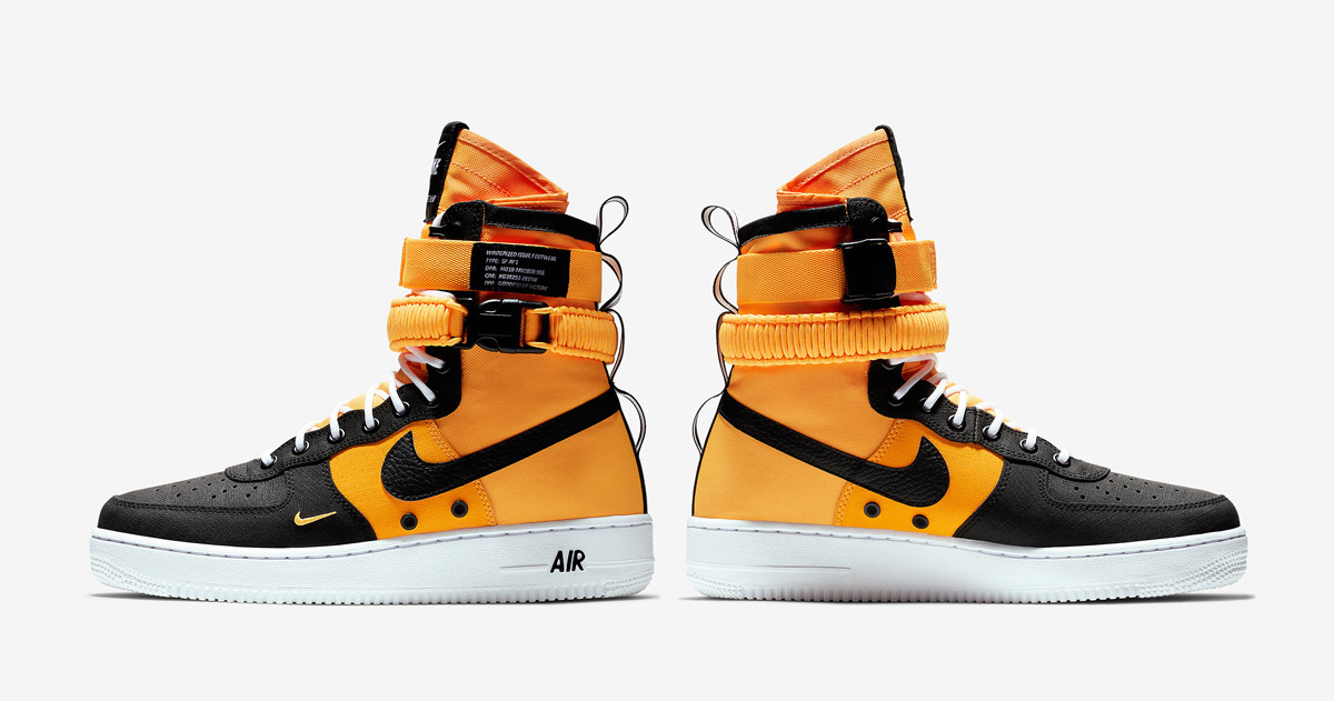 Somehow, the Nike SF-AF1 is Getting Taller
