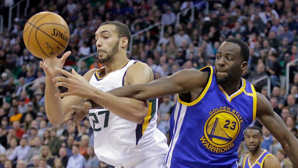 VIDEO // Draymond Green Admits Favorite Part of Dramatic Win Over Jazz Was The Warriors Trash Talking Bench